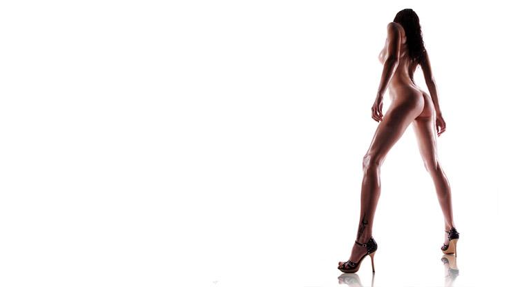 nude women wallpaper Standing