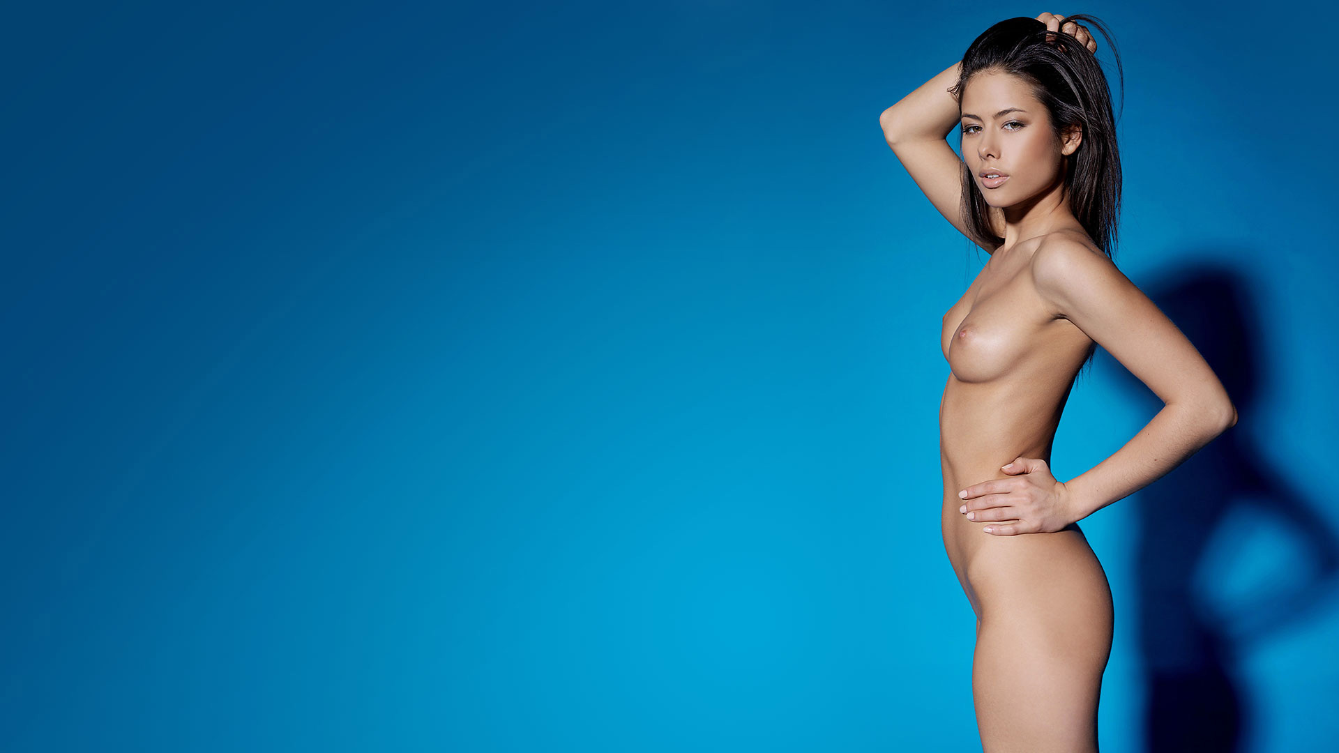 Naked girl woman wallpaper erotica image